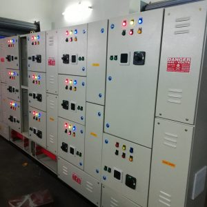 Variable Frequency Drive (VFD PANEL)
